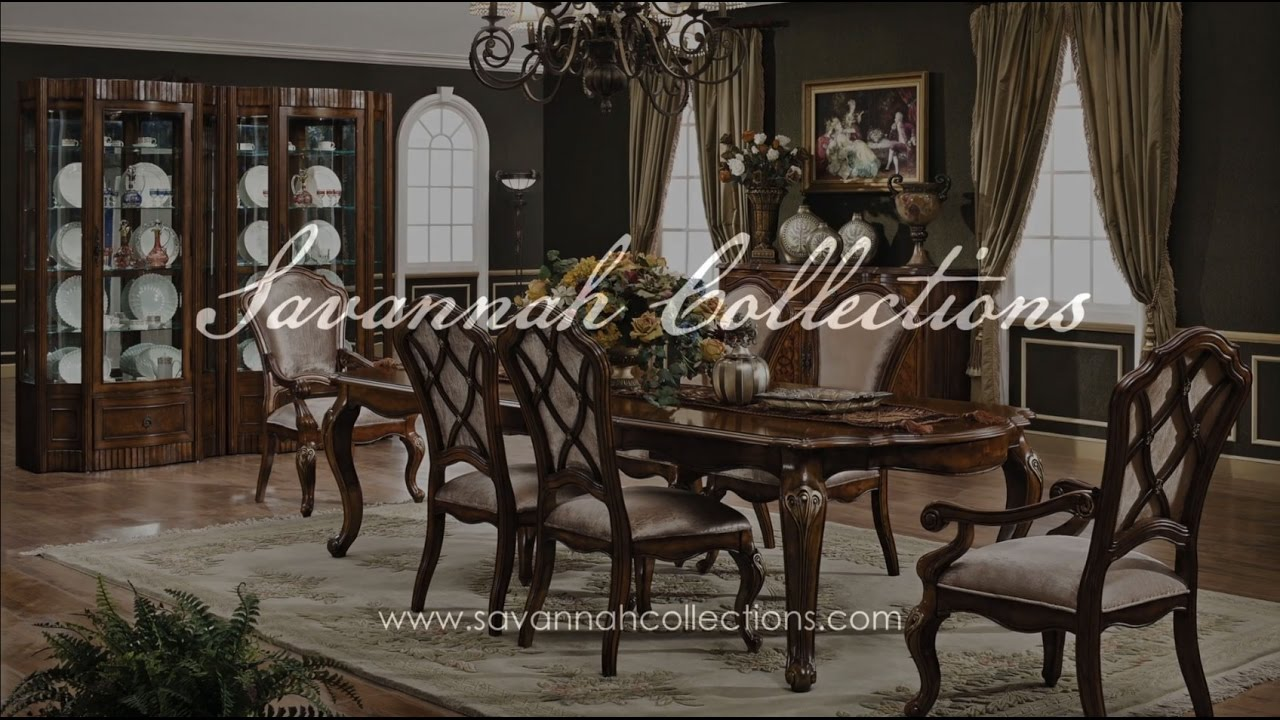 victorian dining room by savannah collections drexel heritage