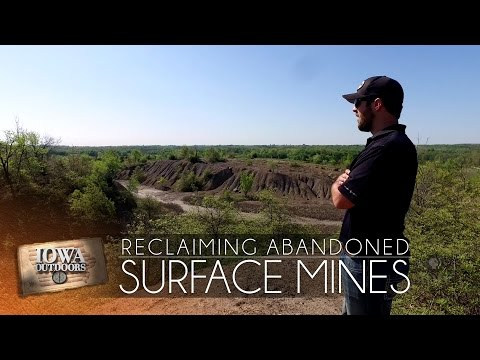 Reclaiming Iowa's Abandoned Coal Mine Lands
