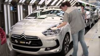 Citroën DS5 - La qualità, il cuore