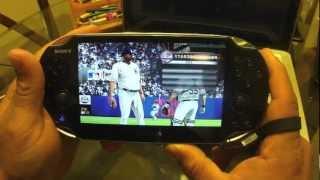 PS Vita Favorite Game - MLB 12 The Show
