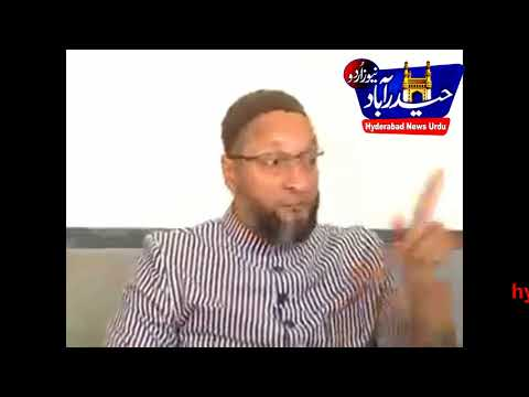 Asad Owaisi's latest Media Conference on Rahul & Modi & Gujarat