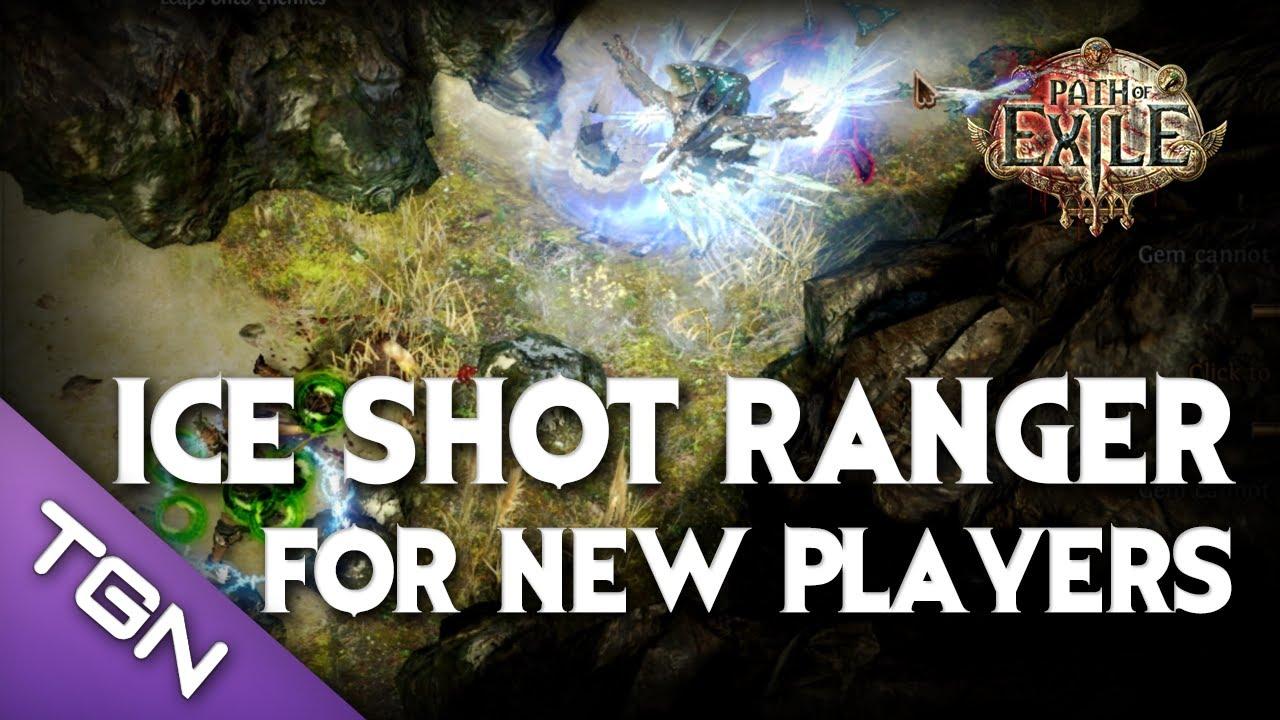 Ranger Ice Shot Build