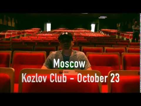VIRGIL DONATI BAND 23/10/2015 в клубе Алексея Козлова