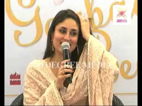 Kareena Kapoor Khan says she likes traditional dresses, is wearing a Shaila Khan outfit Mp3
