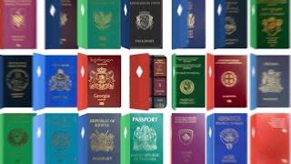 知ってた?パスポートの表紙の色は世界中探しても4色しか存在しない【雑学】