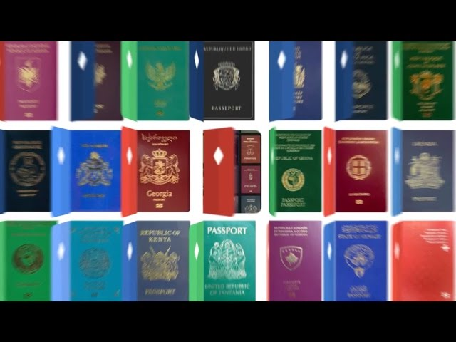 Passport Index 2016 (official)