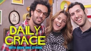 DailyGrace LIVE with Dave and Ethan - 9/11/12 (Full Ep)