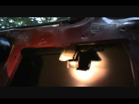 Pontiac Bonneville power window issues - YouTube