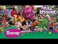 Barney - Bonjour, Barney in France and Sweet Earth, The Rainforest (Full Episodes)