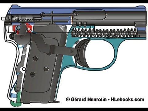 The FN Baby Pistol Explained - HLebooks.com - YouTube