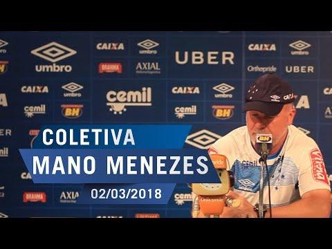 02/03/2018 - Coletiva: Mano Menezes