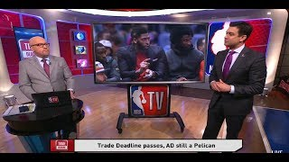 GameTime - Anthony Davis still a Pelican after Trade Deadline passes | February 7, 2019
