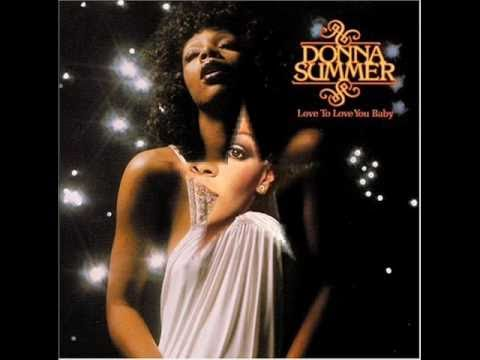 Donna Summer Love To Love You Ba original long version Disco 70s