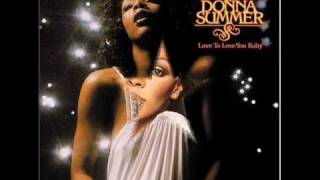 Donna Summer Love To Love You Baby Original long version 1975, voca...