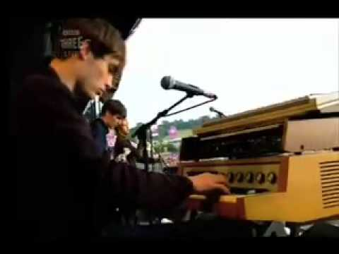 The Coral - Dreaming Of You (Live at Glastonbury 2007)