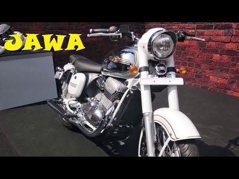 JAWA Is Back || JAWA 42 Walkaround || JAWA 42 Test Ride