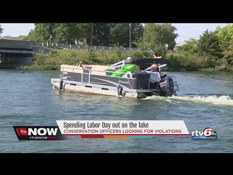 Indiana DNR cracking down on boating violations