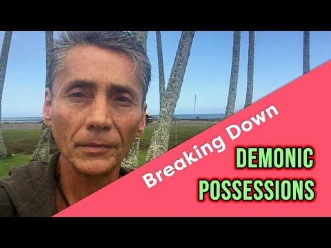 Breaking Down Demonic Possessions   Dr. Robert Cassar