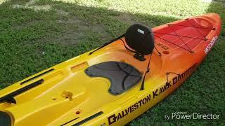 2018 Perception Pescador 12.0 sot kayak review