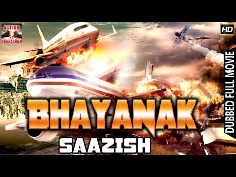 Bhayanak Sazish l 2016 l South Indian Movie Dubbed Hindi HD Full Movie