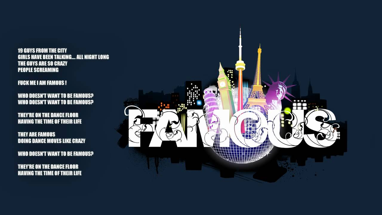 DJs From Mars - FAMOUS 2010