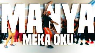Mut4y - Manya (feat. Wizkid) Meka Oku Choreography