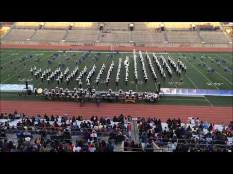 Permian Band at 2016 UIL Regional Competition