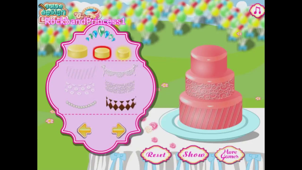 Barbie Cooking Games Online Cake