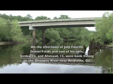 Ohoopee River Rescue: GA DNR Wildlife Resources Division