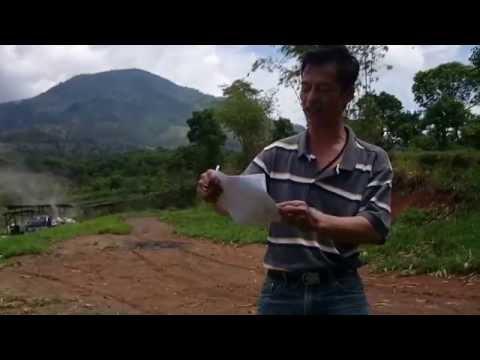 Puisi Belitong - Kampongku Beselimut Kabut