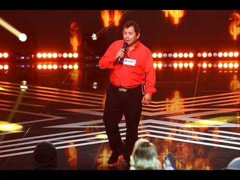 """Prezentare. Romulus Țîrdea, de pe străzile din Centrul Vechi, pe scena X Factor: """"Sunt speriat"""""""