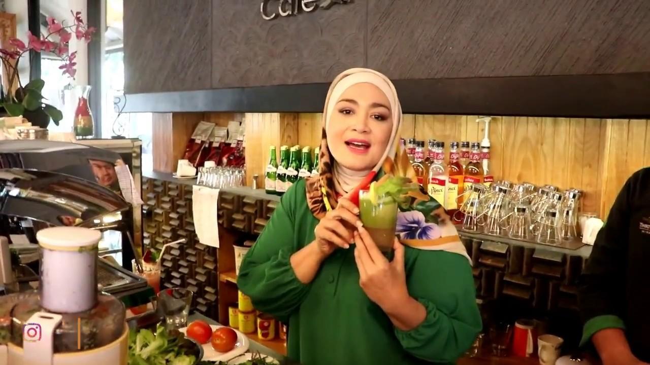 Sajian Resep Diet Kenyang Ala Dewi Hughes