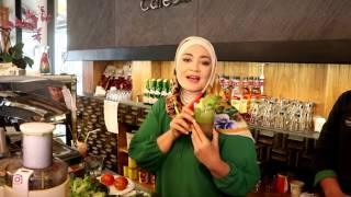 Resep Jus Sayur Bikin Langsing + Rahasia Memilih Buah & Sayur ala Dewi Hughes: Episode 6 Part 2