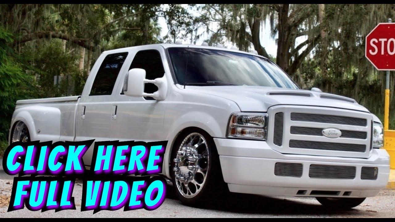 2005 Ford F350 Dually Custom Show Truck 2018 Youtube