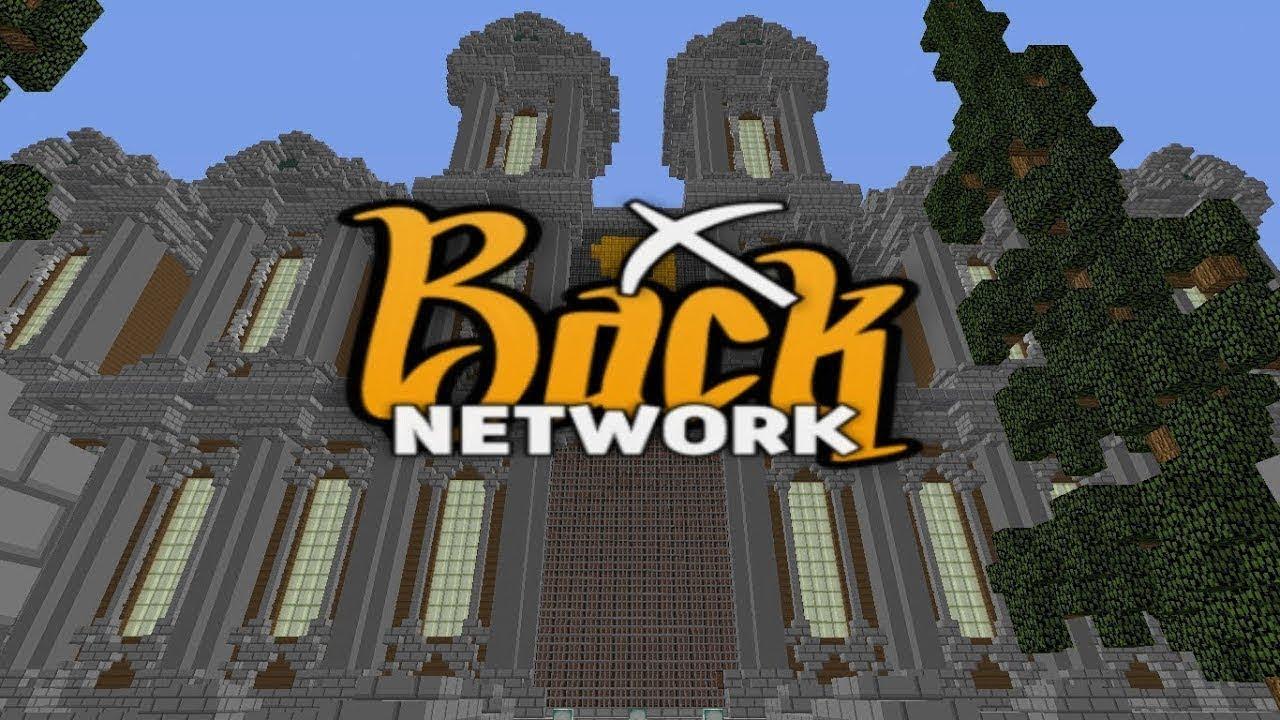 MELHOR SERVIDOR DE RANKUP DA ATUALIDADE !!! (BackMC) // Network 1.8