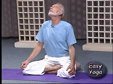 simple yoga exercises for joints glands and breath  youtube