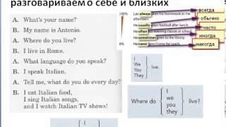 Учимся задавать вопросы (продолжаем поддерживать беседу с незнакомыми людьми)
