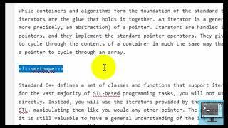 Split wordpress post into multiple sections