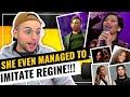 Katrina V Promoting SiKati2 by Channeling Whitney H, Celine D, Beyonce & Regine V | HONEST REACTION