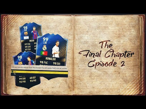 DRAFT SLAUGHTER - THE FINAL CHAPTER #2 - FIFA 17 Ultimate Team