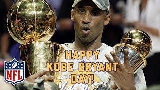 Top 8 NFL Players to Wear #24 | Happy Kobe Bryant Day | NFL