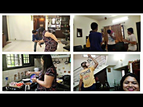 sunday-ಮಸ್ತಿ-ನೋಡಿ-ನಮ್ಮದು-|ಮೊಸರು-ಕುಡಿಕೆ-ಮನೆಯಲ್ಲಿ-|just-for-enjoy-only|madhyamakutumbhakannadavlog