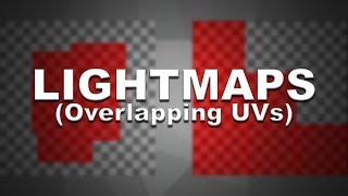 [UE4 TUTO FR] Lightmaps (Probleme Overlapping UVs)