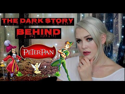 The TRUTH About Peter Pan.... DARK & TERRIFYING!!!