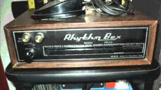 Eko Rhythm Box drum machine trial