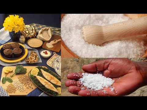 Epsom Salt — The Magnesium Rich, Detoxifying Pain Reliever