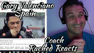 Vocal Coach Reaction & Analysis - Gary Valenciano - Spain - Wish Bus