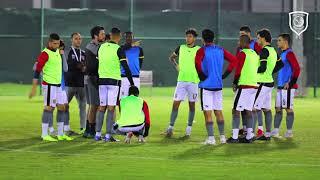 الدحيل يستأنف التدريبات استعداداً لملاقاة الريان في الدوري