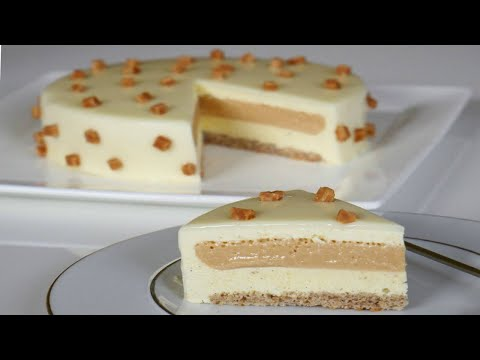 recette-entremet-vanille,-caramel-&-noisette