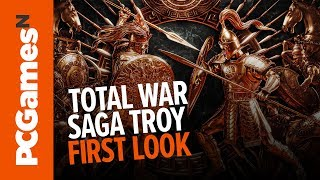 Here's your first look at A Total War Saga: Troy